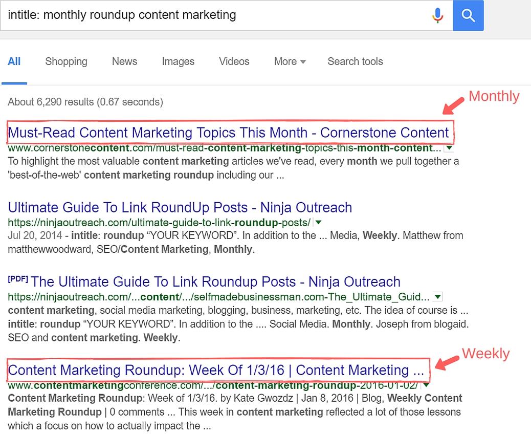 Marketing Hacks: Monthly Roundup