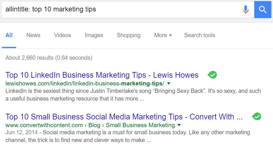 Marketing Hacks: Top 10 Posts