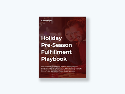 Holiday Pre-Season Fulfillment Playbook
